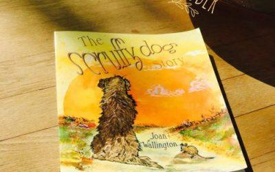 (Video) Scruffy Dog Book