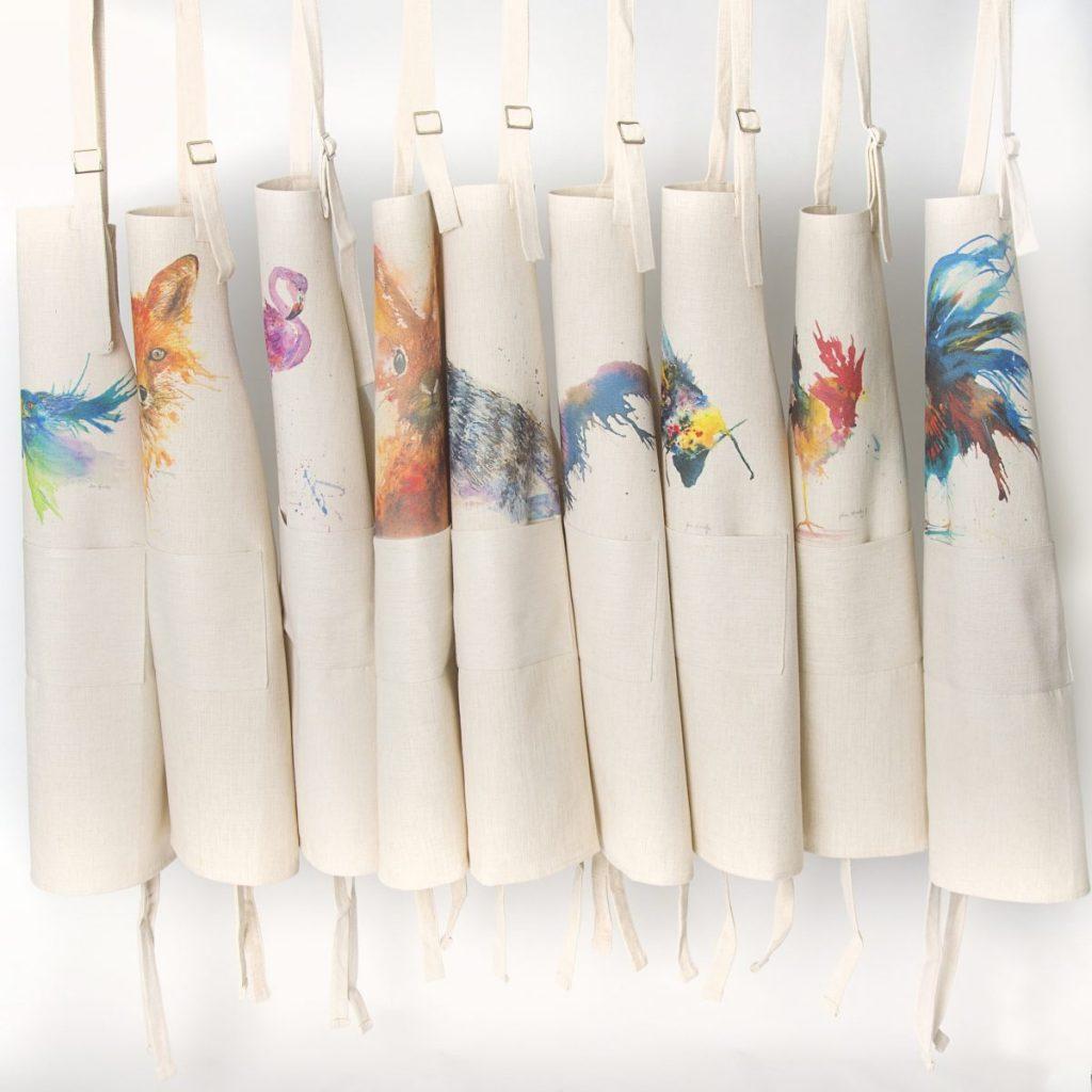 wildlife aprons