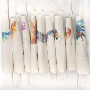 animal aprons