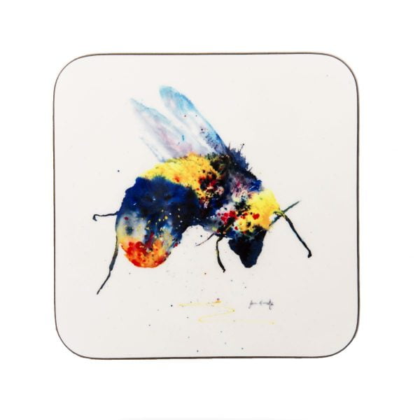 luxury bee coaster