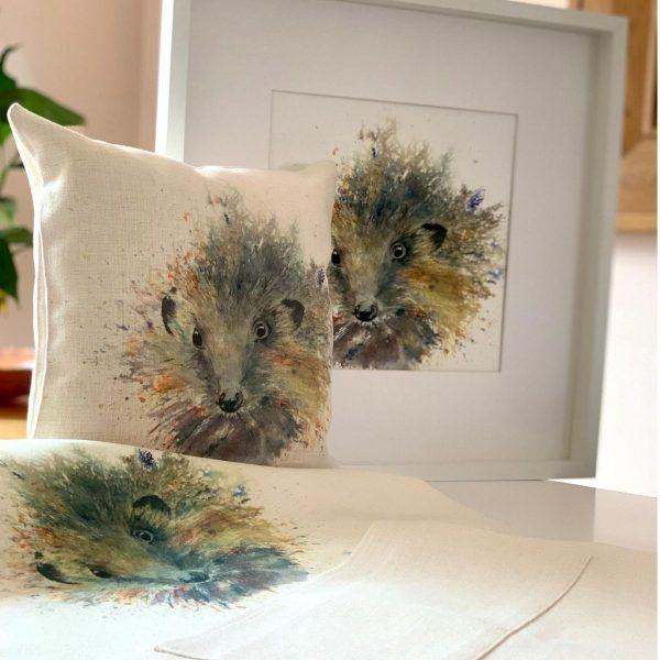 hedgehog presents