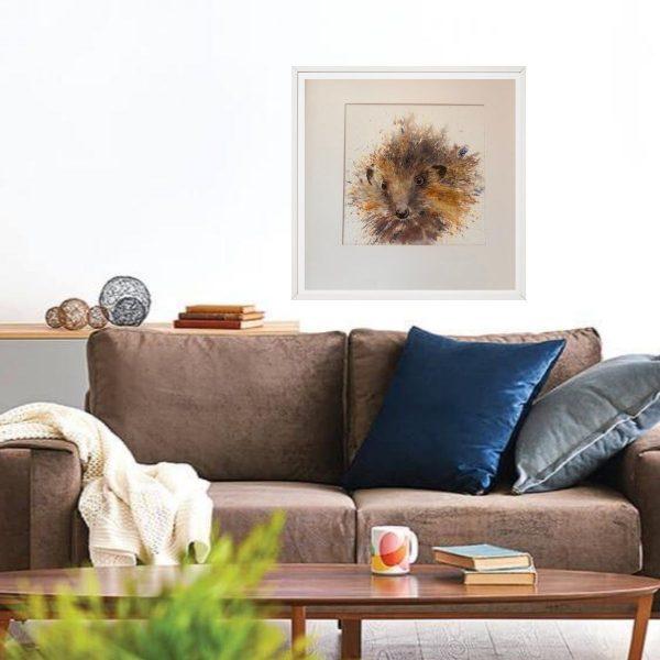 hedgehog image in situ