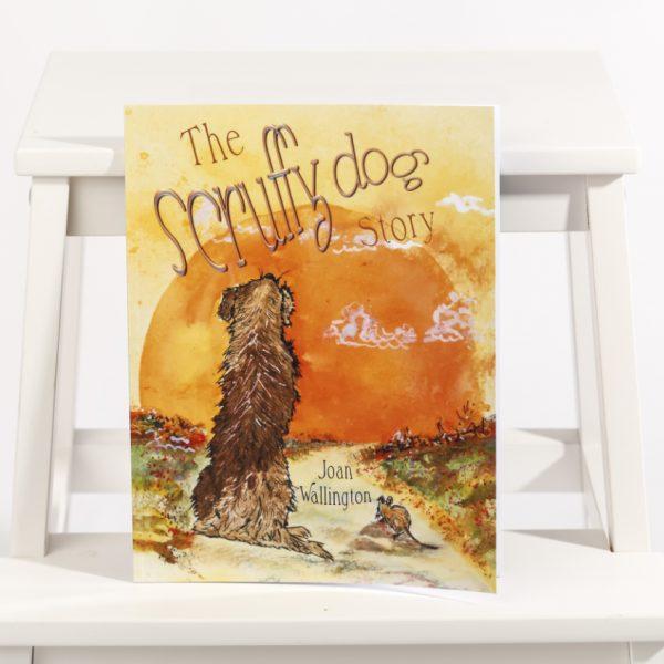 The Scruffy Dog Story - Art For Happy Homes | Joan Kennedy Artist