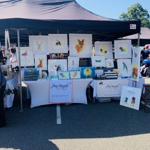 Didsbury Makers Market Joan Kennedy