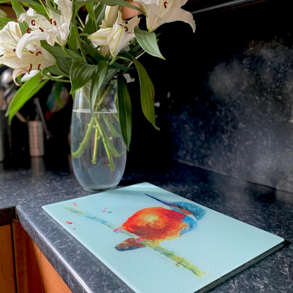 Kingfisher worktop