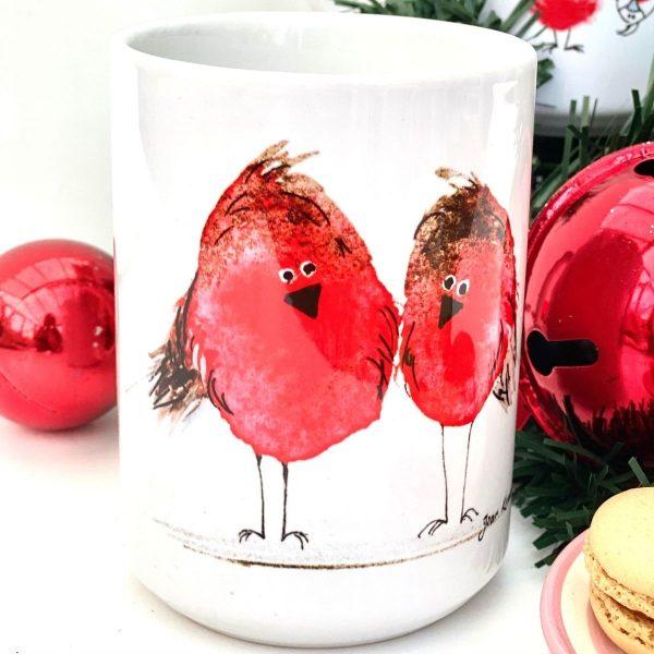 lovers mug valentine gift