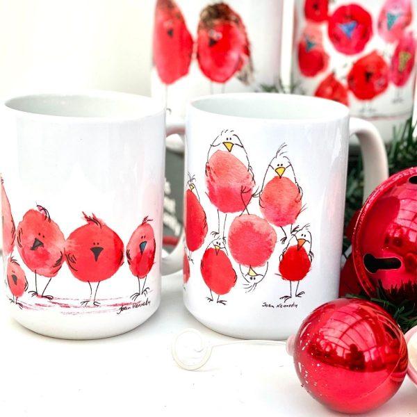 run robin mugs