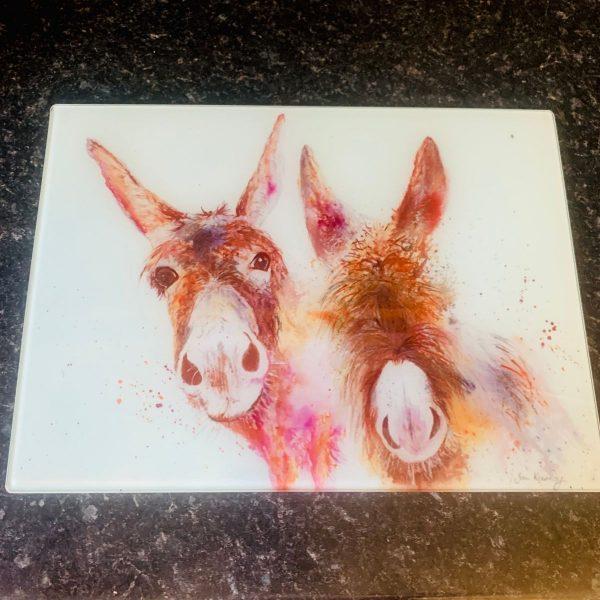 donkey worktop saver